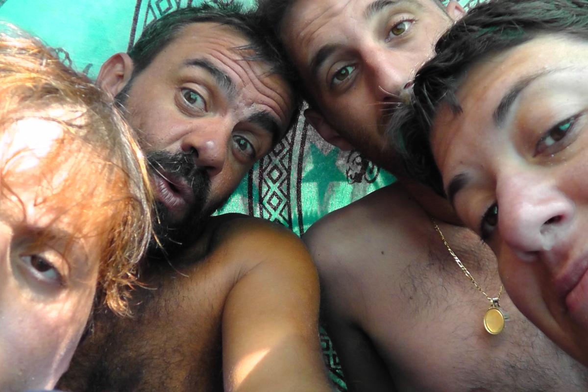A bordo della Vacanza Possibile. RD Sardegna 2016, Giorno 10°